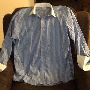 Awesome Brooks Brothers Men's Pinstripe Shirt
